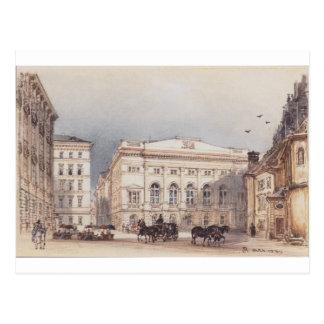 Abaixe - a casa de campo austríaca em Viena Cartão Postal