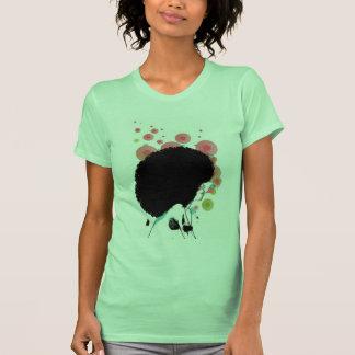 Abelha da bolha camiseta