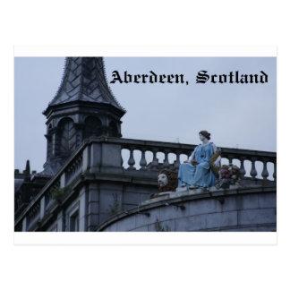 Aberdeen, Scotland Cartão Postal