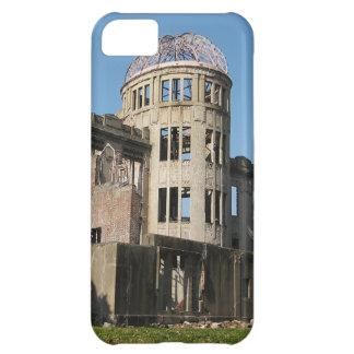 Abóbada da bomba atômica, Hiroshima, Japão Capa Para iPhone 5C