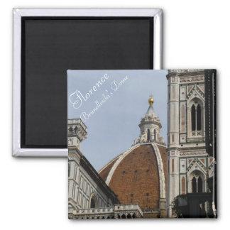 Abóbada de Florença Ímã Quadrado