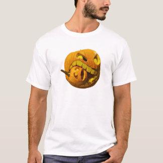 Abóbora canibal camiseta