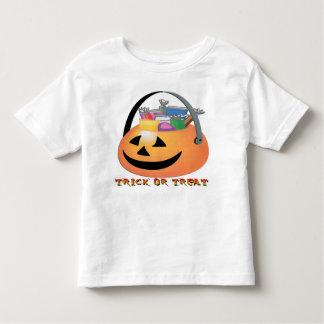 Abóbora da doçura ou travessura t-shirt
