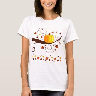 Abóbora da queda - Tshirt