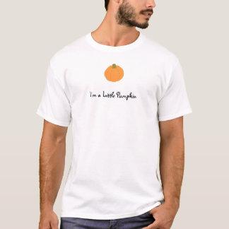 abóbora, eu sou uma abóbora pequena t-shirt