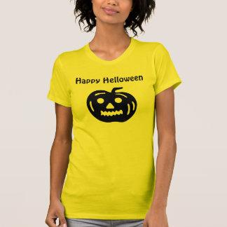 Abóbora feliz de Helloween Camiseta