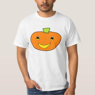 Abóbora feliz do Dia das Bruxas T-shirts