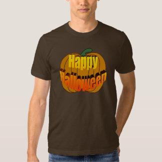 Abóbora feliz do Dia das Bruxas Tshirt