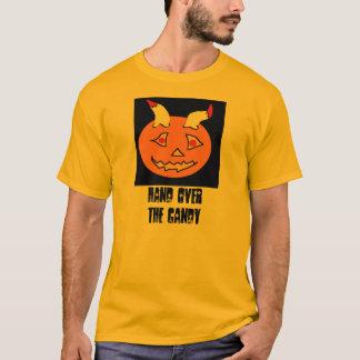 abóbora louca t-shirt