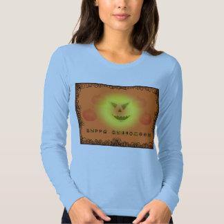 Abóbora o Dia das Bruxas T-shirts