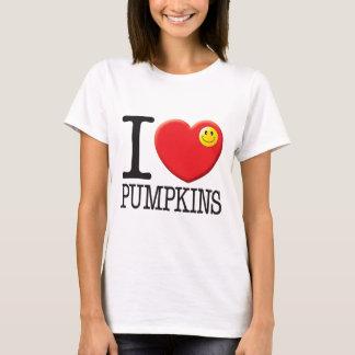 Abóboras Camiseta