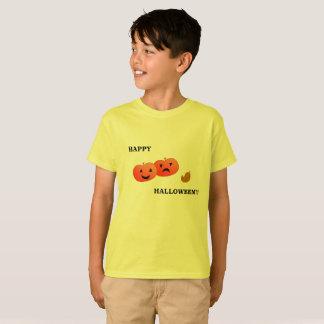 Abóboras felizes do Dia das Bruxas Tshirts