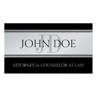Abogado Advogado Modelos Cartoes De Visitas
