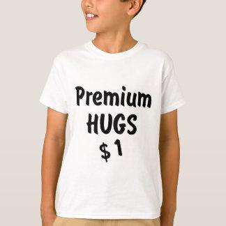 Abraça não tão livre camiseta