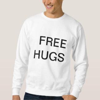 Abraços livres moletom