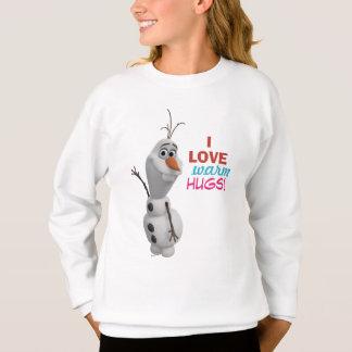 Abraços mornos do amor de Olaf | I Tshirts