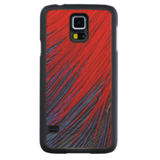 Abstrato da pena de Toucanet Capa Slim De Bordo Para Galaxy S5