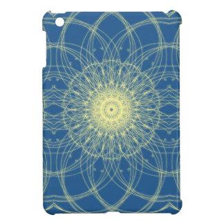 Abstrato floral abstrato floral capa para iPad mini