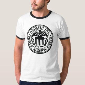 Abula Federal Reserve Camisetas