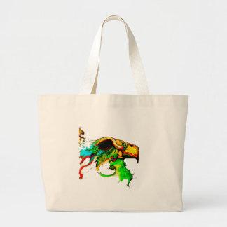 abutre-galinha bolsa