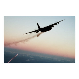 AC-130 POSTER