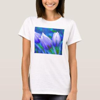 Açafrão da pradaria camisetas