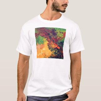 Açafrão e caril camisetas