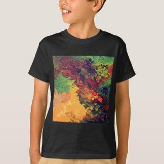 Açafrão e caril tshirt