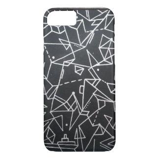 Ação da geometria capa iPhone 7