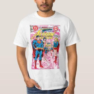 Ação história em quadrinhos #500 outubro de 1979 tshirt