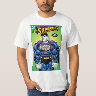 Ação história em quadrinhos #785 o 2 de janeiro camiseta