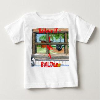 Acredite que mim é crianças do camiseta de uma