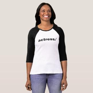 actriz tshirts