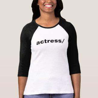 actriz t-shirt