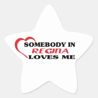 Adesito Estrela Alguém em Regina ama-me