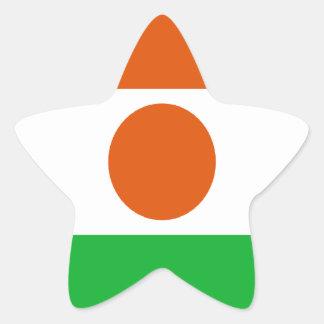 Adesito Estrela Baixo custo! Bandeira de Niger