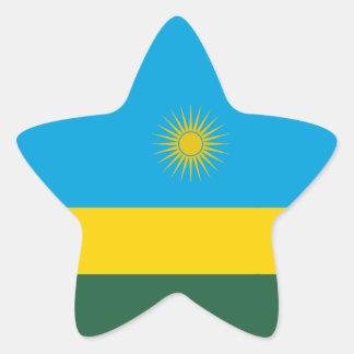 Adesito Estrela Bandeira de Rwanda
