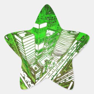 Adesito Estrela city em 3 point version perspective special green