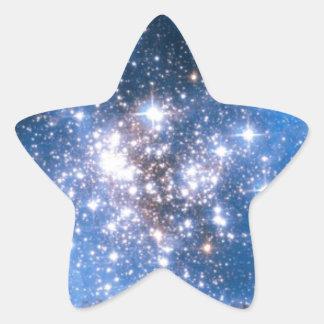 Adesito Estrela Estrelas infantis da nebulosa NGC 346 - foto do