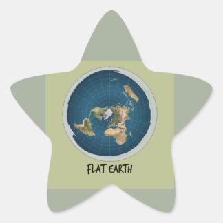 Adesito Estrela Imagem da terra lisa
