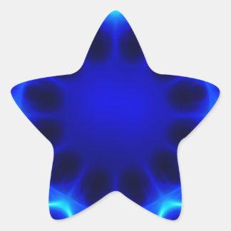 Adesito Estrela laser azul #2