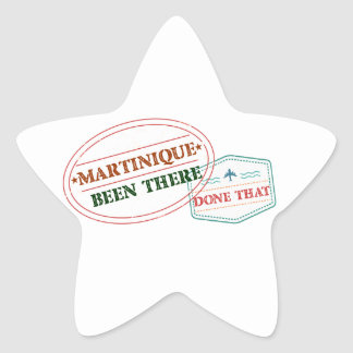 Adesito Estrela Martinica feito lá isso