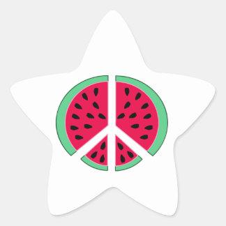 Adesito Estrela Melancia da paz