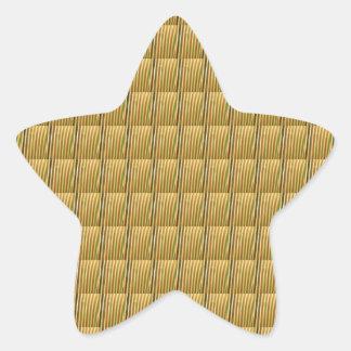 Adesito Estrela Os azulejos DIY do cristal de Goodluck adicionam o