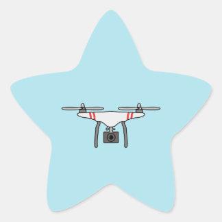 Adesito Estrela Parte dianteira de vôo de Quadcopter do zangão