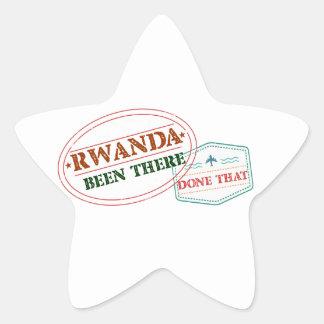 Adesito Estrela Rwanda feito lá isso