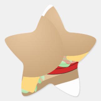 Adesito Estrela Sanduíche secundário