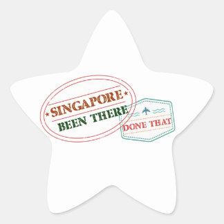 Adesito Estrela Singapore feito lá isso