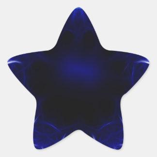 Adesito Estrela teste padrão roxo do laser