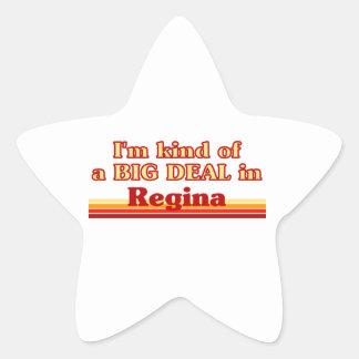 Adesito Estrela Tipo de I'm de uma grande coisa em Regina